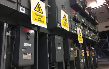 High Voltage Emergency