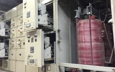 upgrade high voltage system